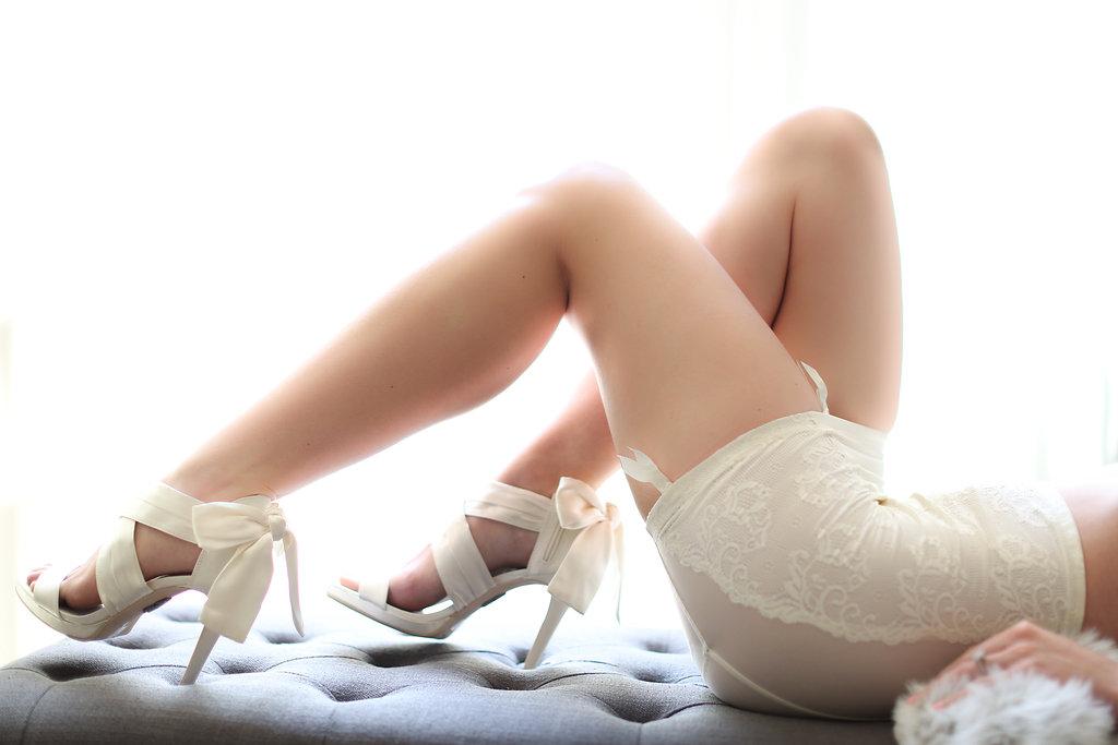temecula boudoir studio, sexy shoes